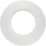 Rahmen Serie 1930 Weiß Porzellan